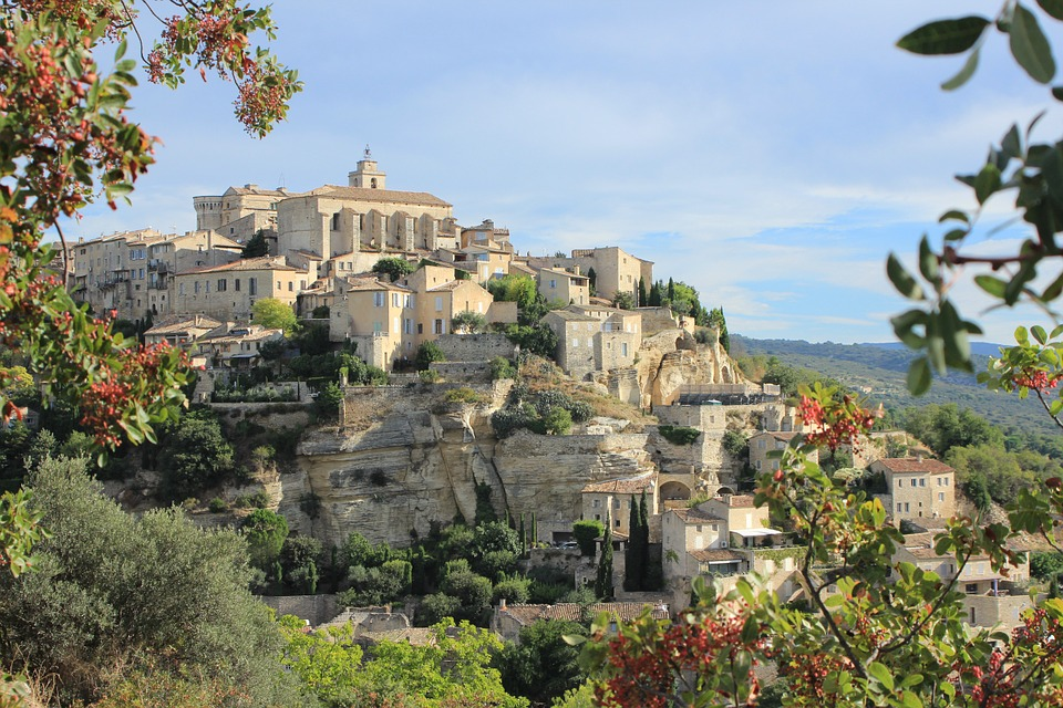 Top 3 des plus beaux villages de Provence