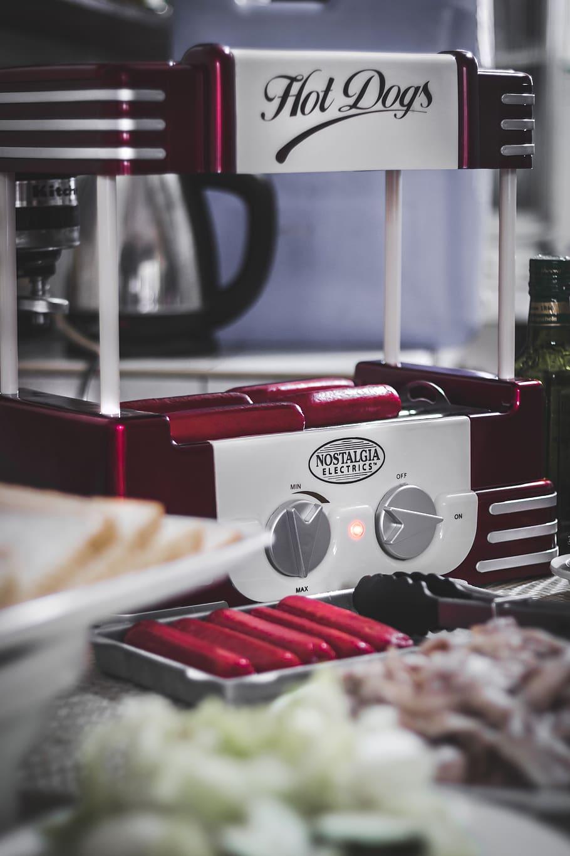 Conseils d'utilisation d'une machine à hotdog
